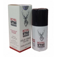 Original Royal Stag 90000 Delay Spray / Timing Spray - Germany